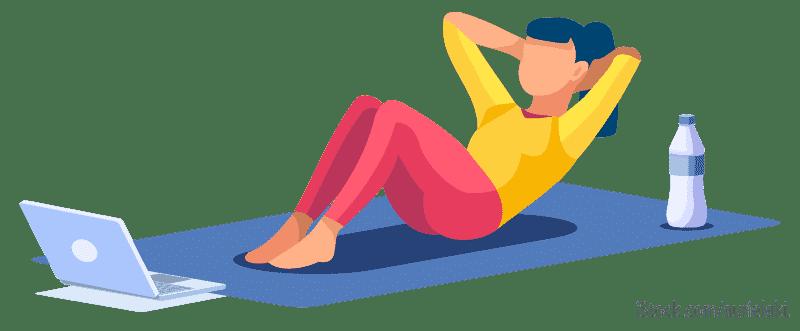 Home Workout: Ganzkörpertraining