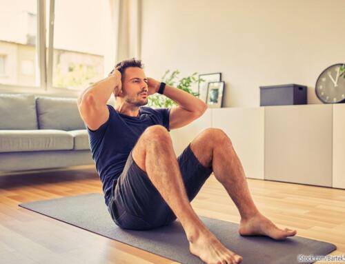 Home Workout: Ohne Geräte trainieren