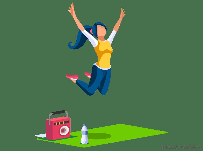 Home Workout: Tanzen