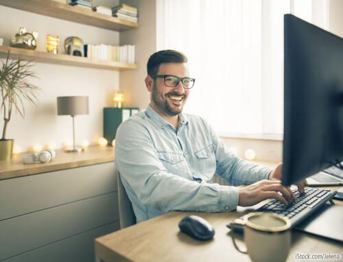Home Office: Tipps für gesundes Arbeiten