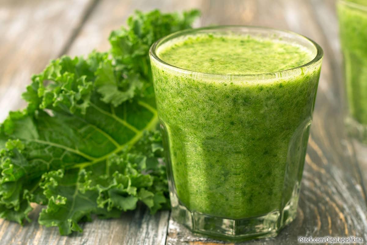 Wintergemüse Grünkohl - Superfood und Slow Food